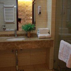 Отель Li Hao Hotel Beijing Guozhan Китай, Пекин - отзывы, цены и фото номеров - забронировать отель Li Hao Hotel Beijing Guozhan онлайн ванная