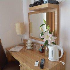 Отель Aparthotel Pergamin Краков удобства в номере фото 2