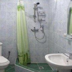 Гостиница Снежный барс Домбай ванная