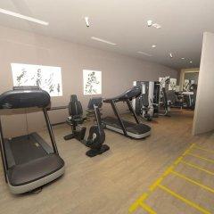 Parco Hotel Sassi фитнесс-зал