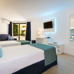 Отель Plazamar Apartments Испания, Санта-Понса - отзывы, цены и фото номеров - забронировать отель Plazamar Apartments онлайн комната для гостей фото 4