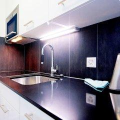 Апартаменты Suite Apartments By Livingdowntown Цюрих в номере