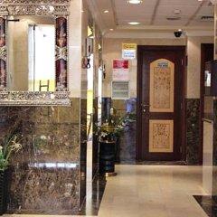 Отель Arabian Hotel Apartments ОАЭ, Аджман - отзывы, цены и фото номеров - забронировать отель Arabian Hotel Apartments онлайн интерьер отеля фото 2
