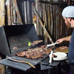 Отель Sayab Hostel Мексика, Плая-дель-Кармен - отзывы, цены и фото номеров - забронировать отель Sayab Hostel онлайн питание фото 3
