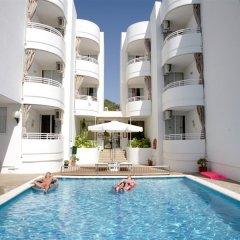 Отель Apartamentos El Coto с домашними животными