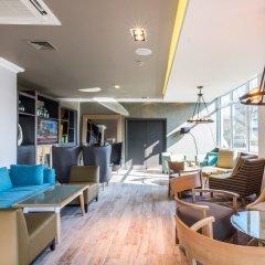 Отель Holiday Inn Southampton Великобритания, Саутгемптон - отзывы, цены и фото номеров - забронировать отель Holiday Inn Southampton онлайн интерьер отеля фото 3