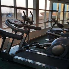 Al Buraq Hotel фитнесс-зал