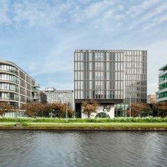 Hotel Casa Amsterdam Амстердам приотельная территория фото 2