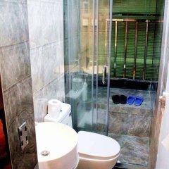 Апартаменты Shenzhen Haicheng Apartment ванная