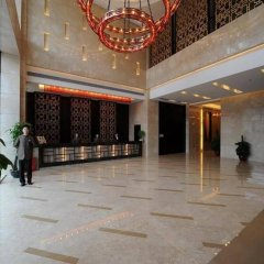 Wanpan Hotel Dongguan интерьер отеля