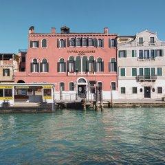 Отель Tre Archi Италия, Венеция - 10 отзывов об отеле, цены и фото номеров - забронировать отель Tre Archi онлайн приотельная территория фото 2