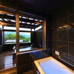 Отель Asagirinomieru Yado Yufuin Hanayoshi Хидзи гостиничный бар