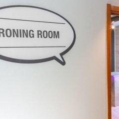 Comfort Hotel Boersparken сауна