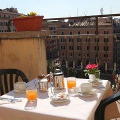 Отель Impero балкон