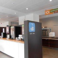 Отель Génération Europe Youth Hostel Бельгия, Брюссель - 2 отзыва об отеле, цены и фото номеров - забронировать отель Génération Europe Youth Hostel онлайн интерьер отеля