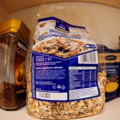 Гостиница Хостел Мюсли в Тюмени 3 отзыва об отеле, цены и фото номеров - забронировать гостиницу Хостел Мюсли онлайн Тюмень питание