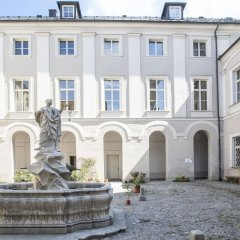 Отель Gästehaus Im Priesterseminar Salzburg Зальцбург фото 8