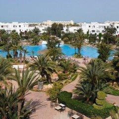 Отель Vincci Djerba Resort Тунис, Мидун - отзывы, цены и фото номеров - забронировать отель Vincci Djerba Resort онлайн пляж