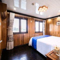 Отель Gray Line Halong Cruise Халонг комната для гостей фото 3