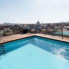 Hotel Catalonia Atenas бассейн фото 2