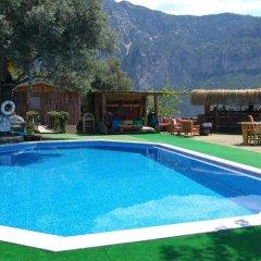 Отель Shiva Camp Патара бассейн фото 2
