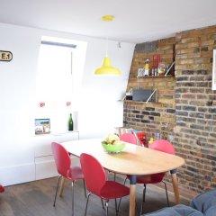 Отель 2 Bedroom Rooftop Flat In Central London питание