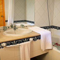 Отель Vincci Djerba Resort Тунис, Мидун - отзывы, цены и фото номеров - забронировать отель Vincci Djerba Resort онлайн ванная фото 2