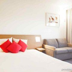 Отель Novotel Paris 14 Porte d'Orléans Франция, Париж - 3 отзыва об отеле, цены и фото номеров - забронировать отель Novotel Paris 14 Porte d'Orléans онлайн комната для гостей фото 5
