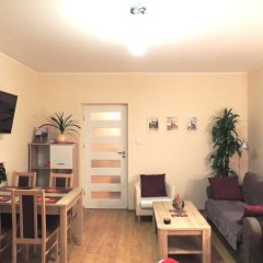 Отель Apartament 23 Гданьск комната для гостей фото 2
