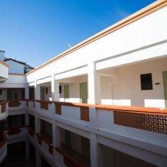 Отель El Pescador Hotel Мексика, Пуэрто-Вальярта - отзывы, цены и фото номеров - забронировать отель El Pescador Hotel онлайн балкон