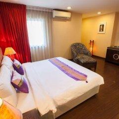 Отель Mac Boutique Suites Таиланд, Бангкок - отзывы, цены и фото номеров - забронировать отель Mac Boutique Suites онлайн комната для гостей фото 5