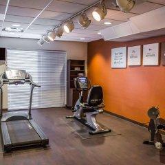 Отель Comfort Suites Saraland фитнесс-зал
