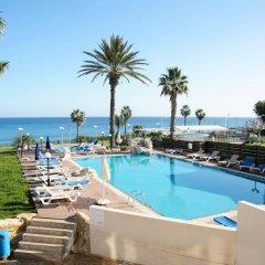Отель Pallinio Apartments Кипр, Протарас - отзывы, цены и фото номеров - забронировать отель Pallinio Apartments онлайн бассейн фото 2