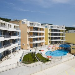Отель Sunset Complex Болгария, Кошарица - отзывы, цены и фото номеров - забронировать отель Sunset Complex онлайн бассейн фото 3