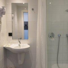 Отель Maxhotel Бельгия, Брюссель - 3 отзыва об отеле, цены и фото номеров - забронировать отель Maxhotel онлайн ванная фото 2