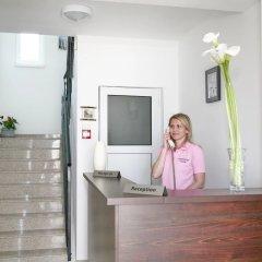 Отель Апарт-Отель Lala Luxury Suites Сербия, Белград - отзывы, цены и фото номеров - забронировать отель Апарт-Отель Lala Luxury Suites онлайн интерьер отеля фото 3