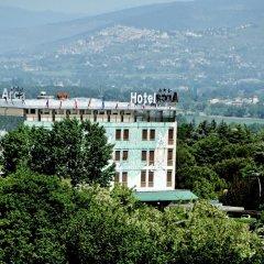 Hotel Arca Сполето приотельная территория фото 2