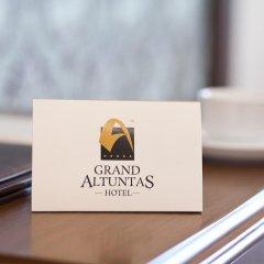 Grand Altuntas Hotel Турция, Селиме - отзывы, цены и фото номеров - забронировать отель Grand Altuntas Hotel онлайн удобства в номере
