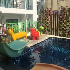 Отель The Frutta Boutique Patong Beach бассейн фото 6