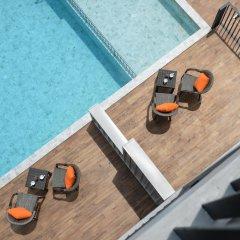 Отель The Chill at Krabi Hotel Таиланд, Краби - отзывы, цены и фото номеров - забронировать отель The Chill at Krabi Hotel онлайн бассейн фото 3