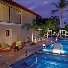 Отель Dreams Palm Beach Punta Cana - Luxury All Inclusive Доминикана, Пунта Кана - отзывы, цены и фото номеров - забронировать отель Dreams Palm Beach Punta Cana - Luxury All Inclusive онлайн бассейн