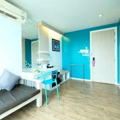 D@Sea Hotel комната для гостей фото 4