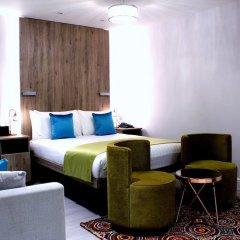 Отель O Hyde Park Лондон комната для гостей фото 3