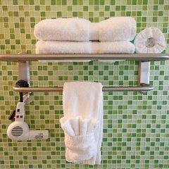 Отель Cadillac ванная фото 2