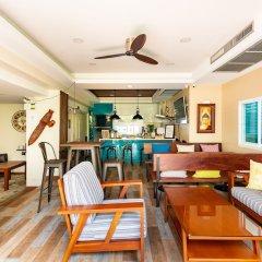 Отель Maneeya Park Residence Бангкок питание фото 2