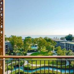 Отель Hua Hin Marriott Resort & Spa балкон
