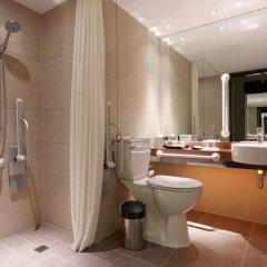 Отель Park Plaza Westminster Bridge London 4* Улучшенный номер разные типы кроватей фото 3