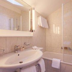 Отель Pollux Швейцария, Церматт - отзывы, цены и фото номеров - забронировать отель Pollux онлайн ванная фото 2