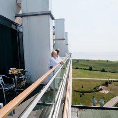 Отель Spa Tervise Paradiis балкон