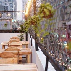 Homie Hostel & Cafe' Бангкок питание фото 3